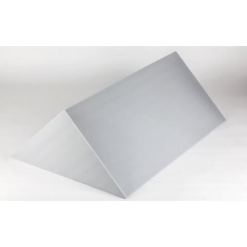 Басловушка ECHOTON FIREPROOF 100x48x48cm   из материала  меламин  BASOTECT серый