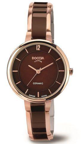 Купить Женские наручные часы Boccia Titanium 3236-04 по доступной цене