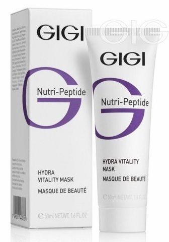 GIGI Hydra Vitality Beauty Mask - Пептидная увлажняющая маска красоты