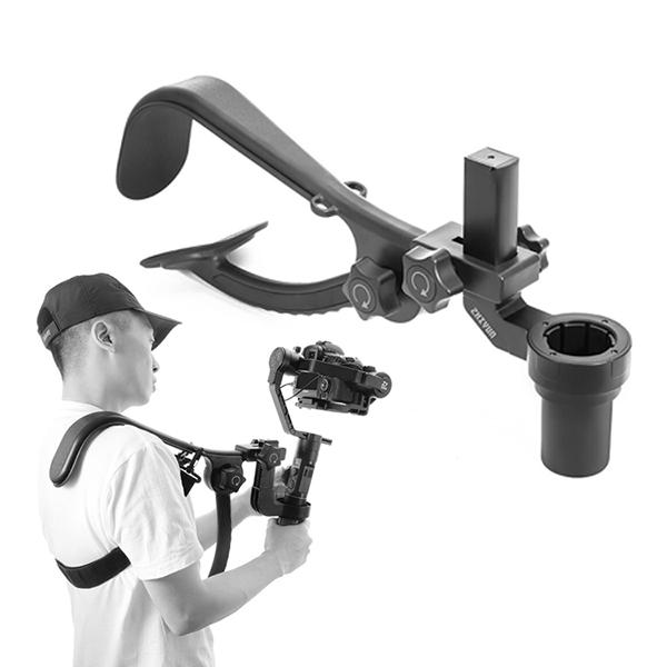 Аксессуары для стабилизаторов Плечевой упор Zhiyun Shoulder Bracket для Crane 2 68118.970.png