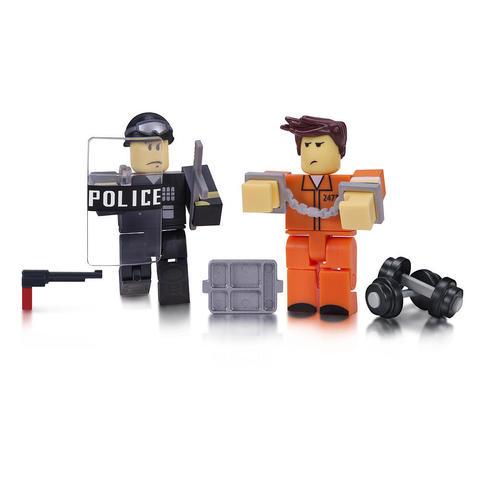 Набор фигурок Роблокс Побег из тюрьмы - Roblox Prison Life, Jazwares