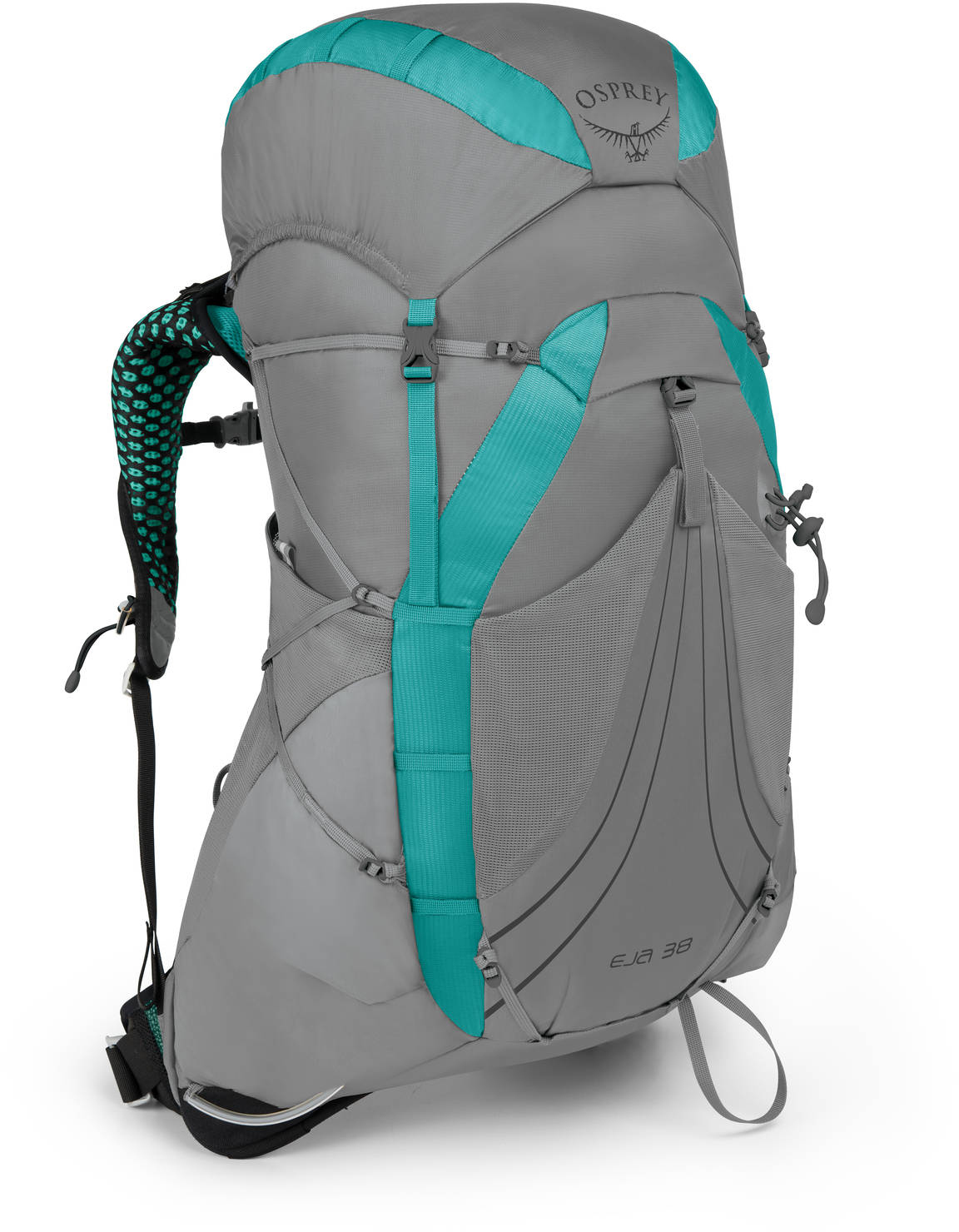 Туристические рюкзаки Рюкзак женский Osprey Eja 38 Moonglade Grey Eja38_S18_Side_MoongladeGrey_web.jpg