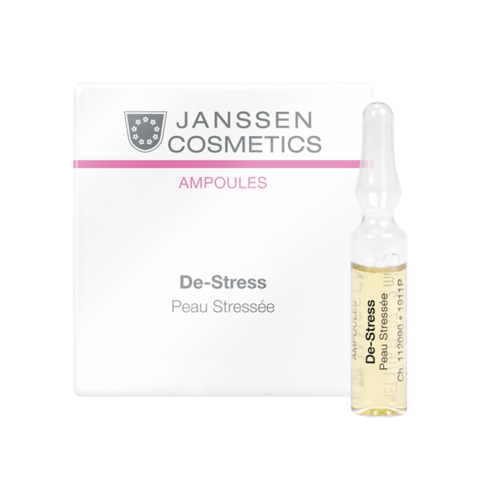 Janssen De-Stress (sensitive skin) 3 х 2 ml