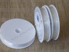 Силиконовая нитка-резинка 0,8 мм