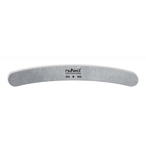 Профессиональная пилка для искусcтвенных ногтей (бумеранг, 100/100)