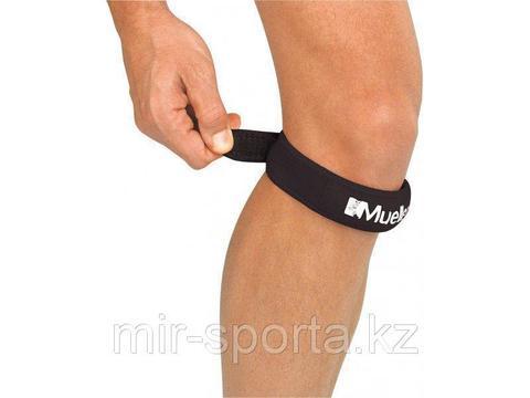 992 Jumper's Knee Strap,Фиксирующий ремень на колено черный