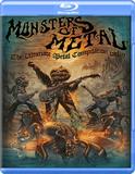 Сборник / Monsters Of Metal - The Ultimate Metal Compilation Vol. 9 (Blu-ray+DVD)