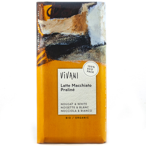 VIVANI Органический шоколад латте макиато