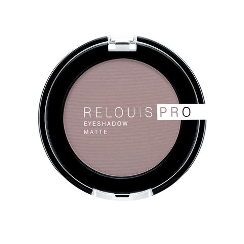 Тени для век Relouis Pro Eyeshadow Matte тон 15 Taupe