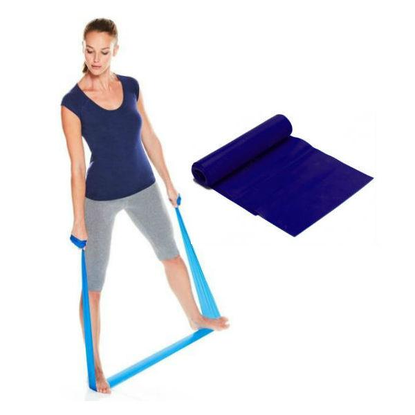 Эластичные ленты и эспандеры для фитнеса Эластичная фитнес-лента Суперэластик, нагрузка до 9 кг aaf5b96734265b333b27ce7ce6ea65eb.jpg