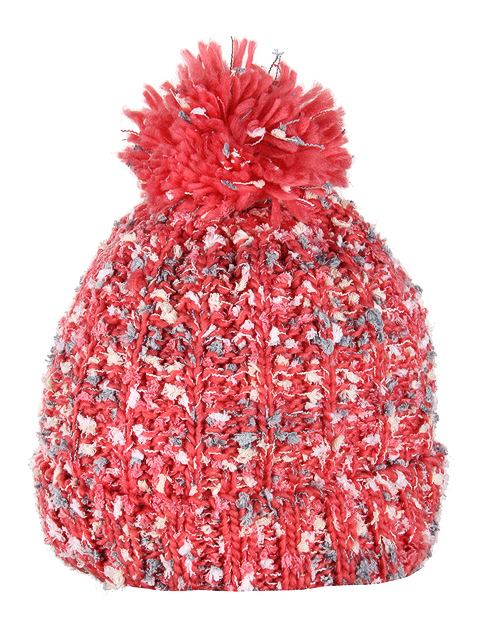 HT1815-1 шапка женская, красная