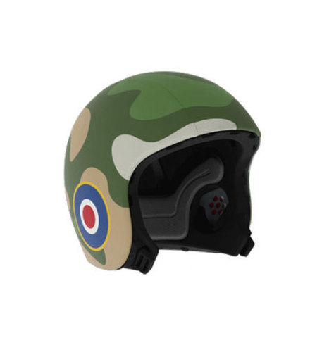 micro-scooter Скин для шлема EGG