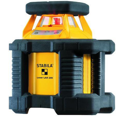 Нивелир лазерный ротационный Stabila LAR 200