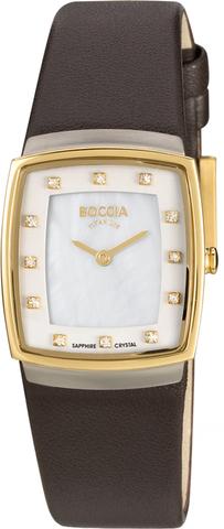 Купить Женские наручные часы Boccia Titanium 3237-02 по доступной цене