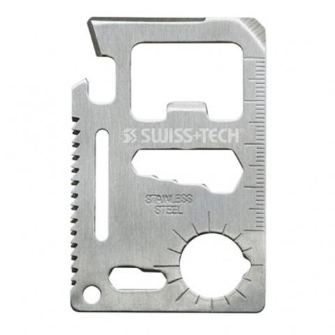 Карманный мультиинструмент Swiss Tech Credit Card Multi-Tool