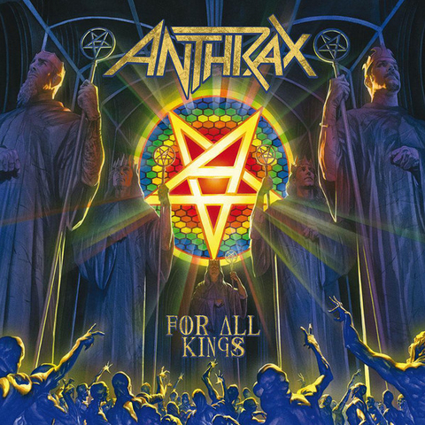 Anthrax / For All Kings (RU)(CD)