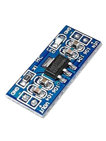 Модуль стабилизатора напряжения AMS1117 3.3 В