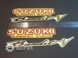 Наклейки Suzuki Bandit