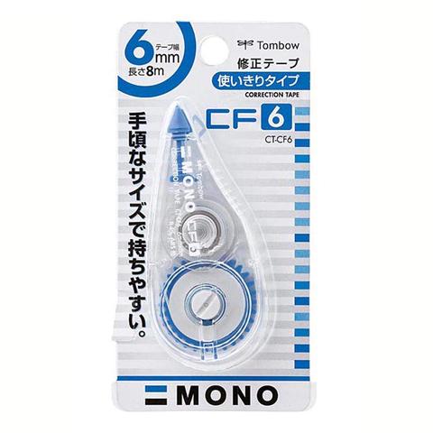 Ленточный штрих-корректор Tombow Mono CF 6