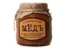 Салаирский мёд, 500г