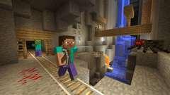 Microsoft Xbox One Minecraft Starter Collection (44Z-00126) (русская версия)