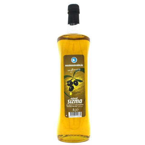 Оливковое масло Extra Virgin, Marmarabirlik, 1 л