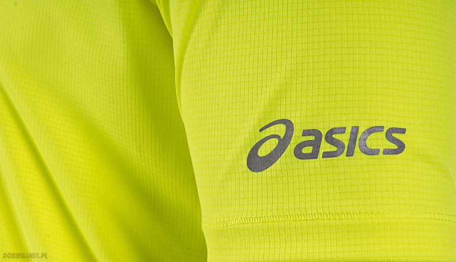 Мужская футболка асикс Graphic Top (121652 0291) lime