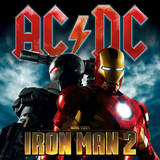 AC/DC ‎/ Iron Man 2 (CD)