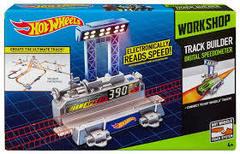 Hot Wheels Track Builder Digital Speedometer Accessory
