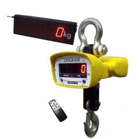 Крановые весы ПетВес КВ-5000К с УД 5
