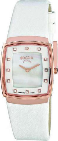 Купить Женские наручные часы Boccia Titanium 3237-03 по доступной цене
