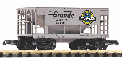 Piko 38824 Грузовой вагон для перевозки сыпучих грузов, 1:22,5