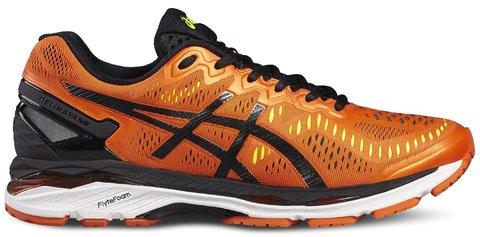 ASICS GEL-KAYANO 23 мужские кроссовки для бега оранжевые