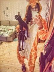 Кенгуру с собачкой