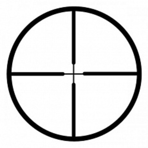 ПРИЦЕЛ BUSHNELL ELITE 3500M, 3-9X50, СЕТКА MULTI-X, 353950