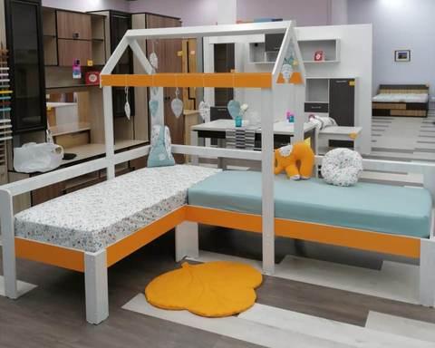 Кровать-домик АВАРА-1