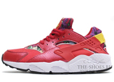 Кроссовки Женские Nike Air Huarache Havai Red White