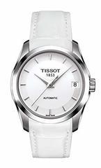 Женские часы Tissot Couturier Automatic T035.207.16.011.00