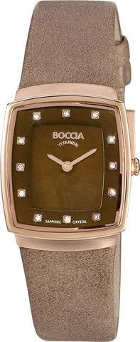 Купить Женские наручные часы Boccia Titanium 3237-04 по доступной цене