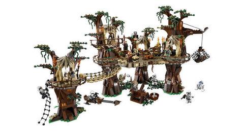 LEGO Star Wars: Деревня Эвоков 10236