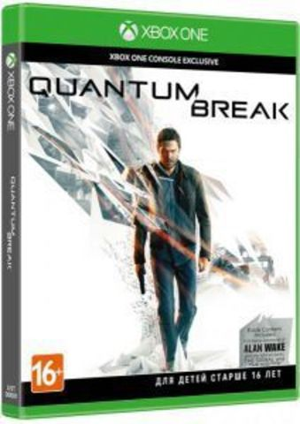 Xbox One Quantum Break (русская версия)