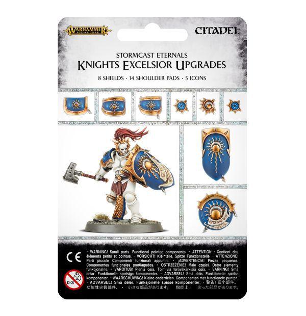 Knight-Excelsior Upgrades