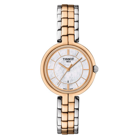 Купить Женские часы Tissot T-Classic Flamingo T094.210.22.111.00 по доступной цене