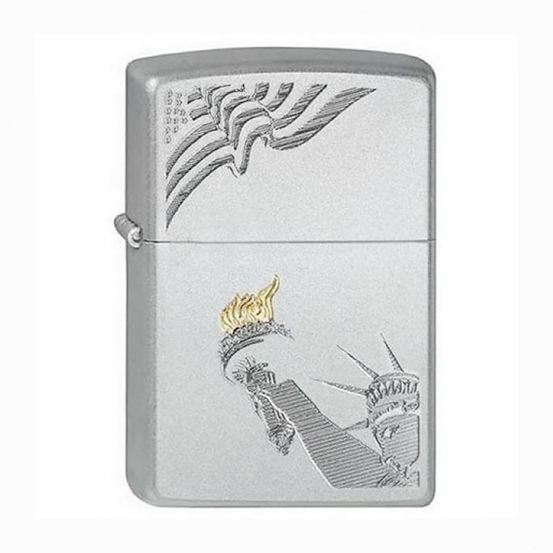 Зажигалка Zippo №205 Lady Liberty