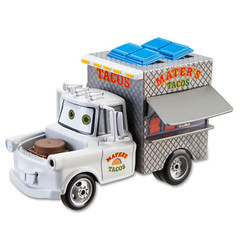 Cars 2 Die Cast - Taco Truck Mater