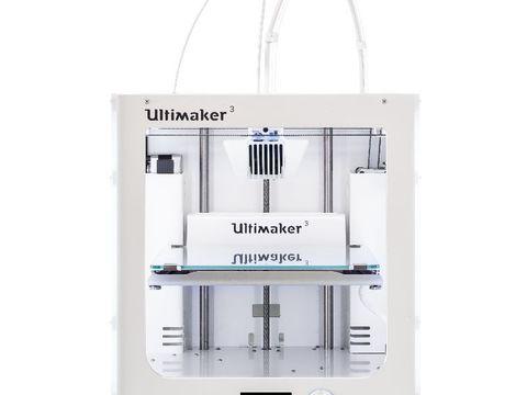 Ultimaker 3 - новый 2-х экструдерный 3D-принтер.