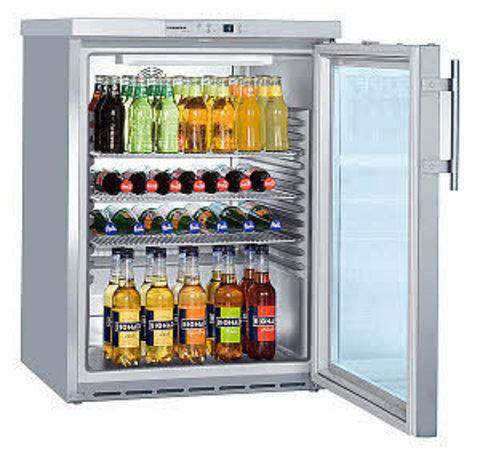 фото 1 Холодильный шкаф Liebherr FKUv 1663 на profcook.ru