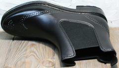 Модные резиновые сапоги женские W9072Black.