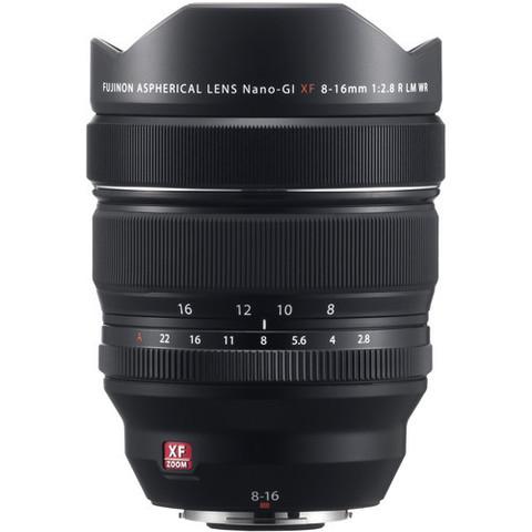 Объектив Fujifilm XF 8-16mm f/2.8R LM WR