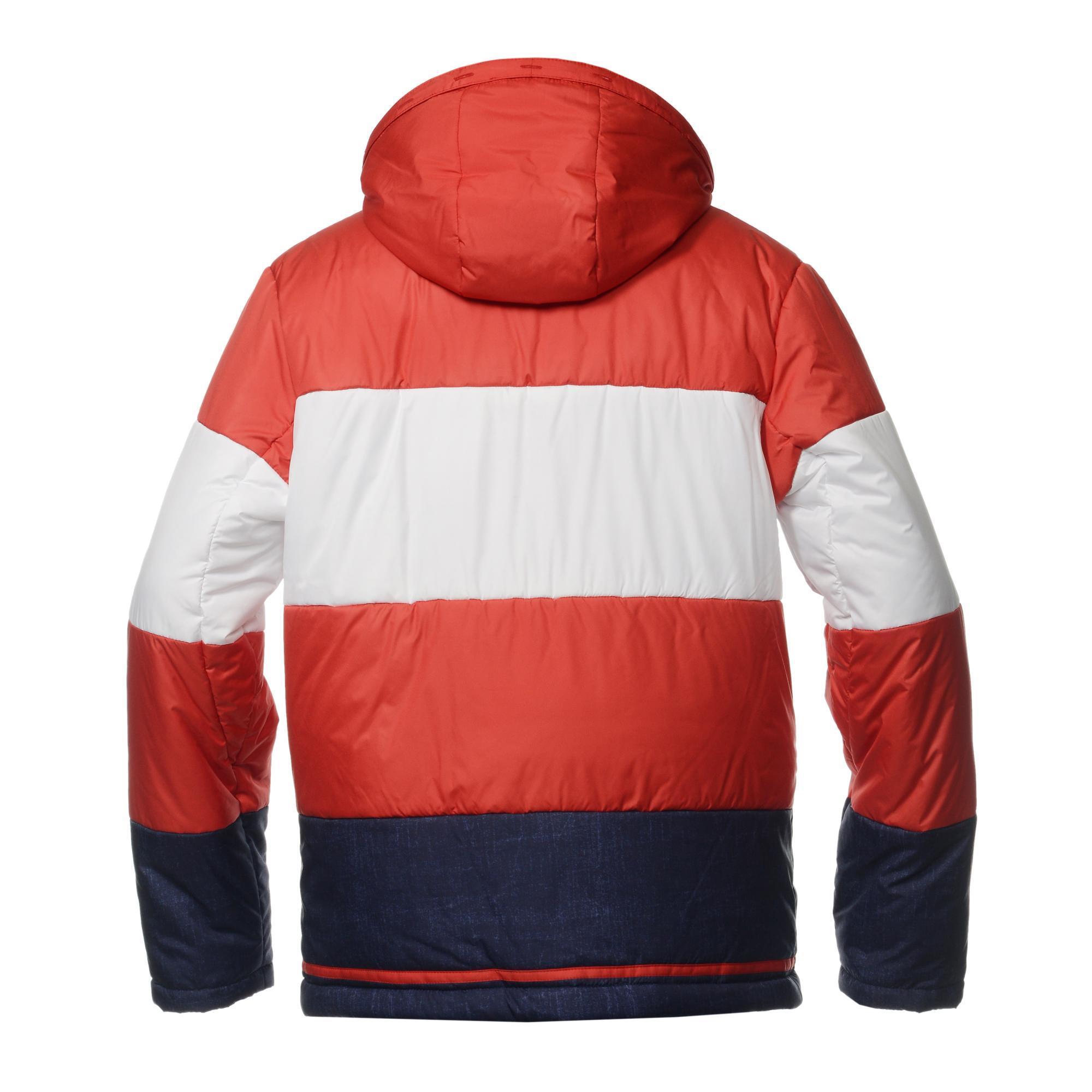 Мужской горнолыжный костюм Almrausch Steinpass-Hochbruck 320109-321300 красный